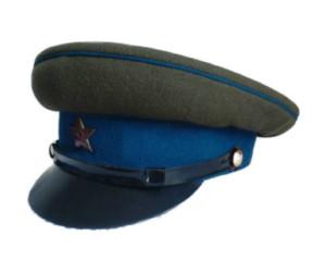 ソ連軍帽陸軍用