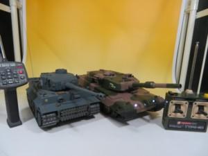 戦車ラジコン RC BATTLE TANK