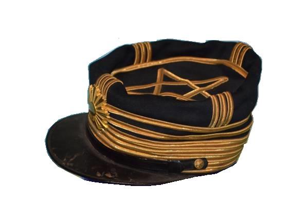 陸軍少将大礼帽