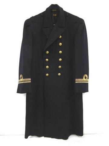 旧日本海軍コート