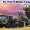 1/72 アメリカ陸軍 HEMTT M983&パトリオットPAC3発射機