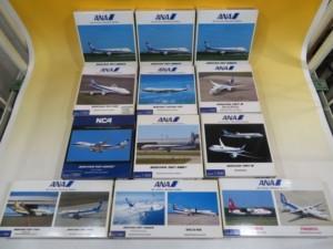 ANA 全日空商事 NCA 日本貨物航空 SCALE1:500の模型