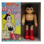 ビリケン商会製 鉄腕アトムのブリキ玩具 ゼンマイ