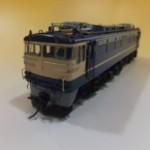 HOゲージ 天賞堂No.C.C.2 EF60 500 4次型 国鉄特急旅客用直流電気機関車