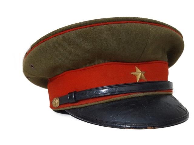 大日本帝国陸軍将校制帽