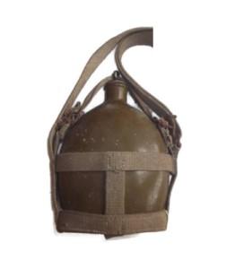 日本陸軍 昭五式 軍用  水筒