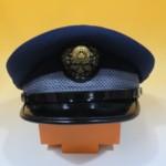 鉄道公安 制帽 4号形