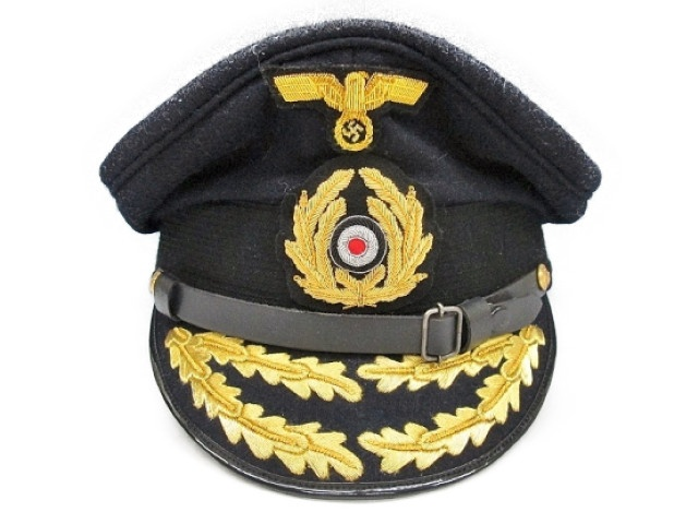 ドイツ海軍 制帽