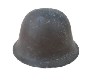 戦中 民間用 鉄帽