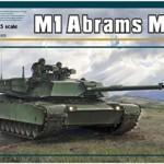 1/35 アメリカ軍 M1エイブラムス 主力戦車 プラモデル