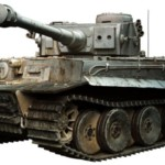 M41アメリカ陸軍軽戦車 1/35