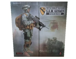 soldier story S.A.W.GUNNER