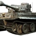 1/25 イギリス陸軍中戦車 チーフテン
