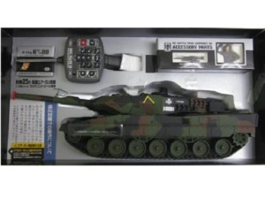 RCバトルタンク レオパルド2 A5 戦車 ラジコン マルイ