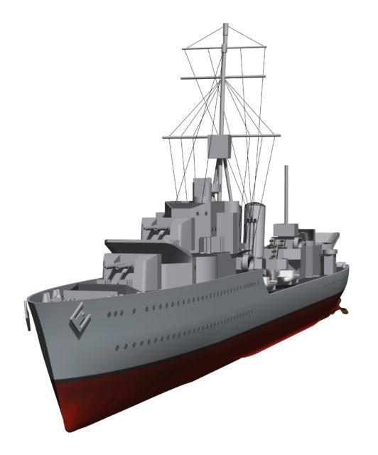 戦艦プラモデルに登場する戦艦 大和とは