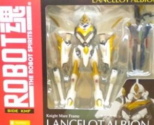 フィギュアのロボット魂とは
