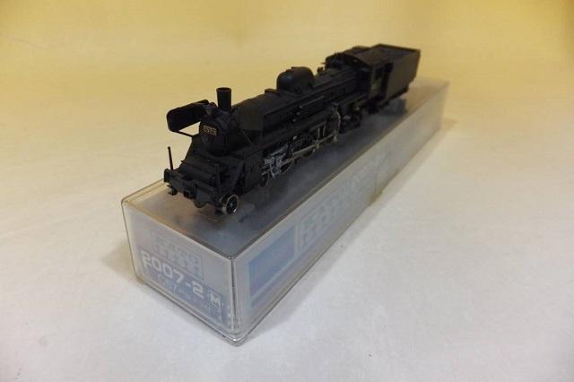 鉄道模型のNゲージとは