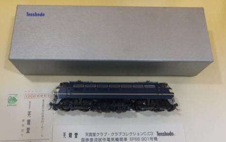 鉄道模型メーカーの天賞堂とは