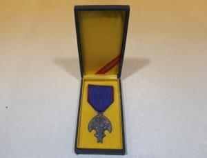 満州帝国記念章