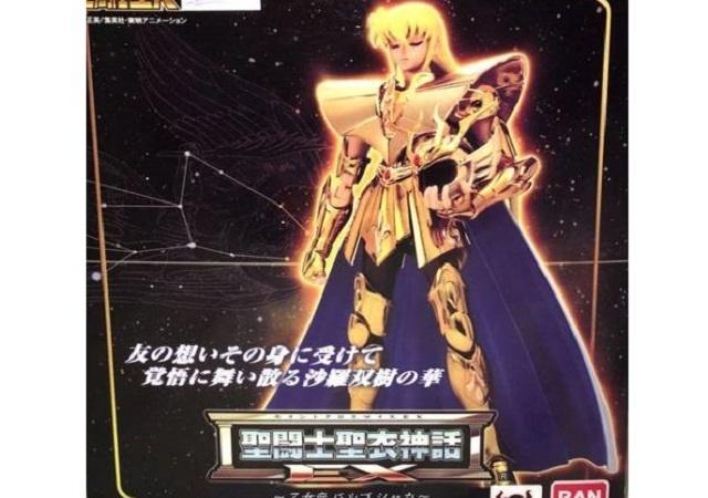 聖闘士聖衣神話EX バルゴ シャカ