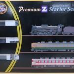 天賞堂 プレミアムZ スターターセット D51・C62など計7両 6.5mmゲージ