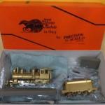 Oscale KTM 真鍮製 IRONHORSE MODELS D&RGW Class C-17 №42