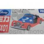 ディズニー モータース トミカ DM-EX01 ドリームスター ミッキーマウス