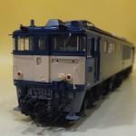 Tomix 172 JR EF64 1000形電気機関車(双頭形連結器) プレステージモデル HOゲージ